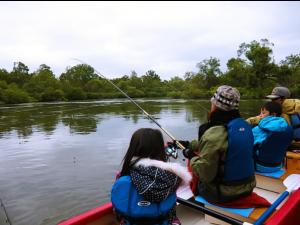 grace-field-canoe-fishing-touring