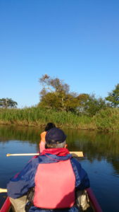 grace-field-canoe-fishing-touring