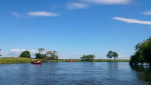 grace-field-canoe-fishing