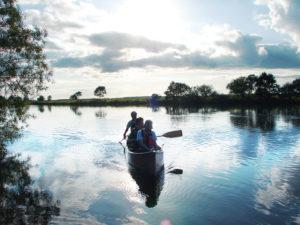 GraceField-canoe-touring